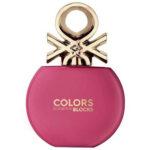 عطر و ادکلن (ادو تویلت) زنانه بنتون مدل کالرز دی بنتن بلاک پینک Benetton Colors de Benetton Blocks Pink Eau De Toilette for Women 80ml