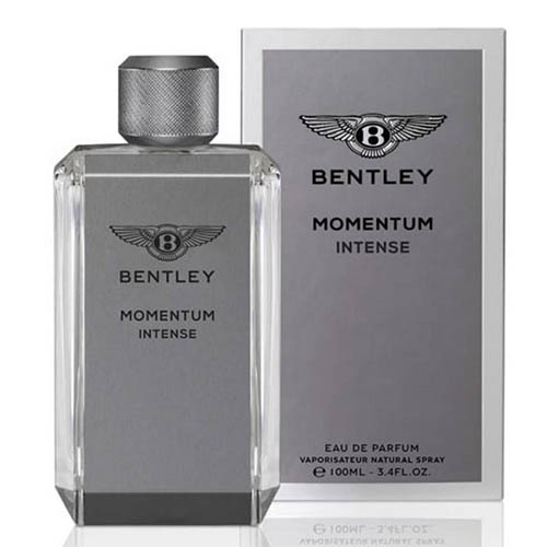 عطر و ادکلن ( ادو تویلت) مردانه بنتلی مدل مومنتوم اینتنس Bentley Momentum Intense Eau De Toilette For Men 100ml
