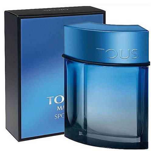 عطر و ادکلن (ادو تویلت) مردانه توس مدل توس من اسپرت Tous Man Sport Eau De Toilette For Men 100 ml
