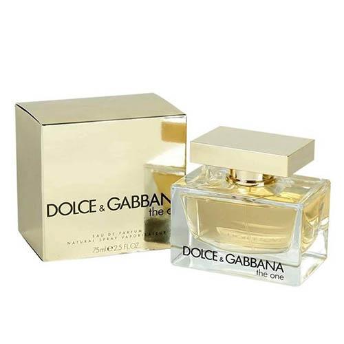 عطر و ادکلن (ادو پرفیوم دی اند جی D&G ) زنانه دولچه اند گابانا مدل د وان Dolce And Gabbana The One Eau De Parfum For Women 75 ml