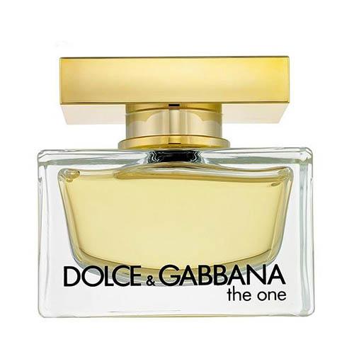 عطر و ادکلن (ادو پرفیوم دی اند جی D&G ) زنانه دولچه اند گابانا مدل د وان Dolce And Gabbana The One Eau De Parfum For Women 75ml
