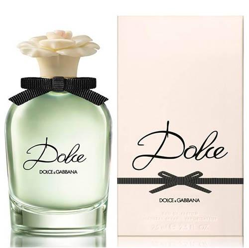 عطر و ادکلن (ادو پرفیوم) زنانه دولچه اند گابانا مدل دولسه Dolce and Gabbana Dolce Eau De Parfum For Women 75 ml