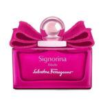 عطر و ادکلن ( ادو پرفیوم ) زنانه سالواتوره فراگامو مدل سیگنورینا ریبل Salvatore Ferragamo Signorina Ribelle Eau De Parfum for Women 100 mL