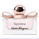 عطر و ادکلن ( ادو پرفیوم ) زنانه سالواتوره فراگامو مدل سیگنورینا Salvatore Ferragamo Signorina Eau De Parfum for Women 100 mL