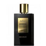 عطر و ادکلن (ادو پرفیوم ) زنانه و مردانه دکوروم مدل سوورین (ساورین) بلک Decorum Sovereign Black Eau De Parfum 125ml
