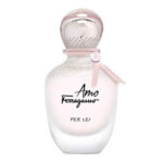 عطر و ادکلن ( ادو پرفیوم ) مردانه سالواتوره فراگامو مدل آمو پر لی Salvatore Ferragamo Amo Ferragamo Per Le Eau De Parfum for Women 100 mL
