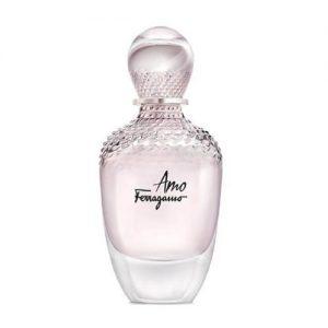 عطر و ادکلن ( ادو پرفیوم ) مردانه سالواتوره فراگامو مدل آمو Salvatore Ferragamo Amo Eau De Parfum for Women 100 mL