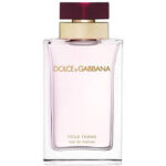 عطر و ادکلن (دی اند جی D&G) زنانه دولچه اند گابانا مدل پور فم Dolce and Gabbana Pour Femme Eau De Parfum For Women 100ml