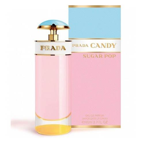 عطر و ادکلن زنانه پرادا مدل کندی شوگر پاپ ادو پرفیوم Prada Candy Sugar Pop Eau De Parfum for Women 80ml