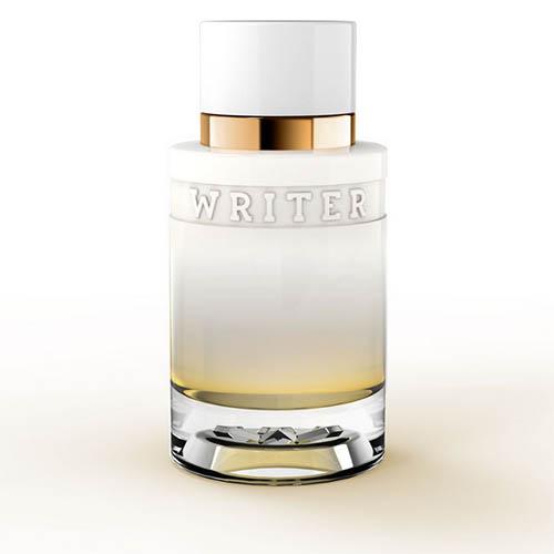 عطر و ادکلن مردانه پاریس بلو مدل رایتر وایت (نویسنده سفید) Paris Bleu WRITER White Eau de Toilette for Men 100 ml