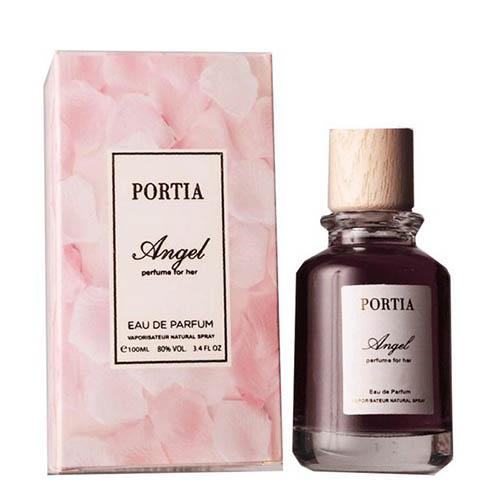 عطر و ادکلن مردانه پورتیا مدل انجل Portia Angel Eau De Parfum For Women 100ml