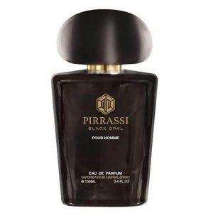 عطر و ادکلن مردانه پیراسی مدل بلک اوپال (اپال) Pirrassi BLACK OPAL Eau De Parfum For Men 100ml