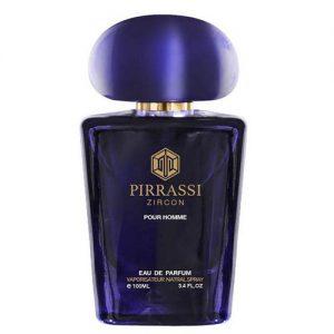 عطر و ادکلن مردانه پیراسی مدل زیرکان Pirrassi BLACK OPAL Eau De Parfum For Men 100ml