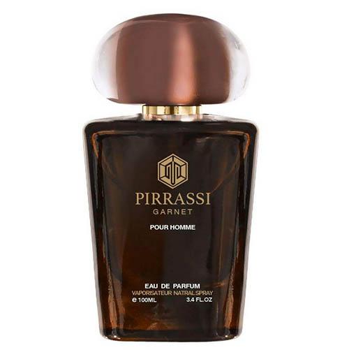 عطر و ادکلن مردانه پیراسی مدل گارنت Pirrassi GARNET Eau De Parfum For Men 100ml