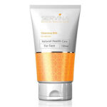 لوسیون پاک کننده آرایش صورت سروینا مخصوص پوست چرب Servina Cleansing Milk For Oily Skin 150 ml