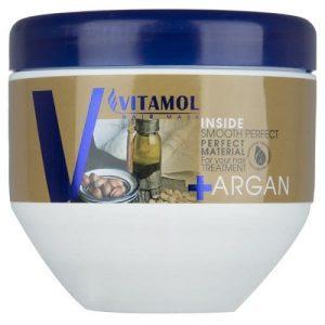 ماسک مو داخل حمام مدل Argan ویتامول