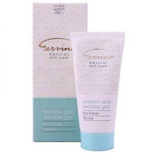 ژل ضد چروک فوری سروینا Servina Instant Anti Wrinkle Gel 30ml