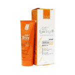 کرم ضد آفتاب رنگی پوست چرب الیوکس بژ 102 حجم 40 میلی لیتر Olivex Sunscreen Tinted Cream Number 102 SPF60 40 ml