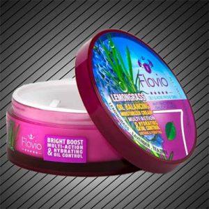 کرم ضد جوش و متعادل کننده چربی پوست فلویو فلوویو Flovio Lemongrass Oil Balancing Moisturizing Cream 120 ml