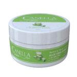 کرم مرطوب کننده کاسه ای آلوئه ورا کنلامکس Canella Max Hand and Face Aloe Vera Cream 240 ml