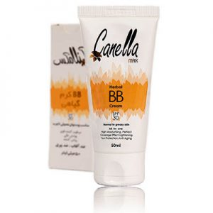 BB کرم گیاهی SPF 30 کنلامکس Canella Max Herbal BB Cream 50 ml