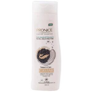 شامپو شامپو ضد شوره خاویار پرونایس (پرونیس) Pronice anti dandruff Caviar shampoo 300ml