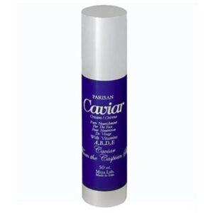 کرم ضد چروک صورت پریزن مدل خاویار پریزن (پاریسان) Parisan Anti-wrinkle Caviar Cream For Face 50ml