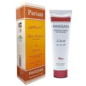 کرم موبر بدن پریزن مناسب انواع پوست (پاریسان) Parisan Hair Remover Cream For Body 50gr