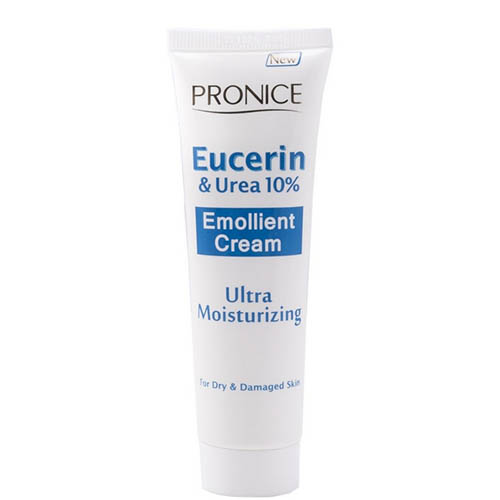 کرم نرم کننده پوست کودک پرونایس مدل 10 درصد اوسرین و اوره Pronice Eucrin & Urea 10% Ultra Moisturizing Baby Cream 100ml