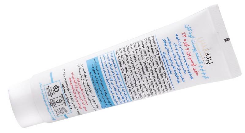 کرم نرم کننده پوست کودک پرونایس مدل 3 درصد اوسرین و اوره Pronice Eucrin & Urea 3% Baby Cream 100 ml