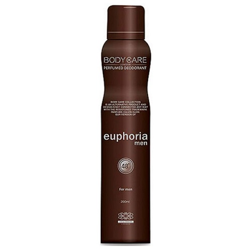 اسپری دئودورانت مردانه بادی کر Euphoria