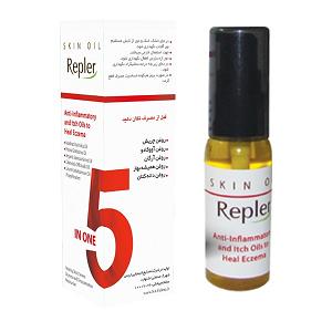 روغن گیاهی رِپلر (رفع خارش و التهاب)