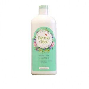 شامپو مخصوص موهای چرب عصاره گیاهان ژاپنی و سیستئین Derma Clean