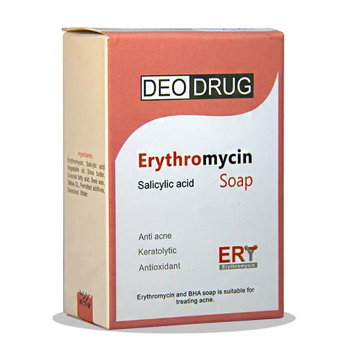 صابون اریترومایسین (دئودراگ)