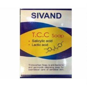 صابون T.C.C سیوند ( ضدجوش)