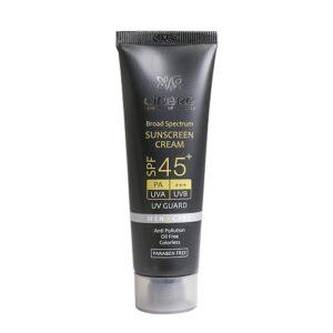 کرم ضد آفتاب آقایان SPF45 سینره