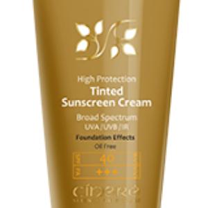 کرم ضد آفتاب با SPF40 رنگ 1 سینره