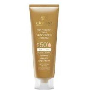 کرم ضد آفتاب رنگی شماره3 SPF50 سینره