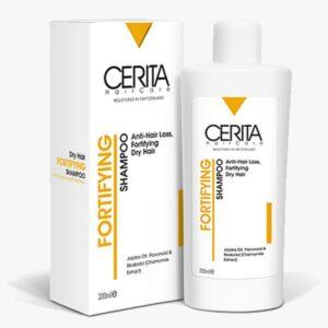 شامپو تقویت کننده و ضد ریزش موی خشک سریتا Sreeta