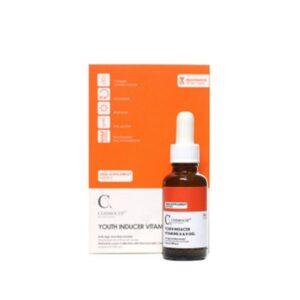 محلول جوان کننده پوست ویتامین A و E کازموسپ