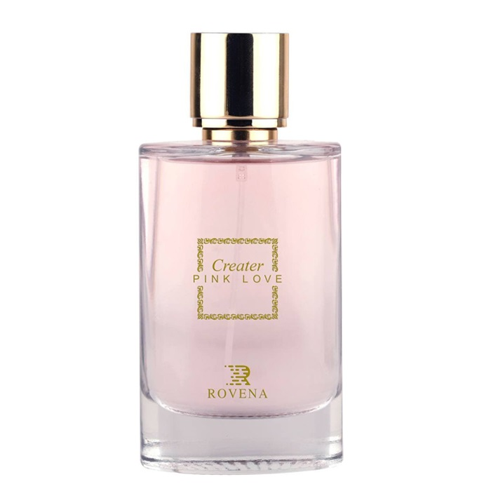 ادکلن زنانه روونا مدل Cartier Pink Love