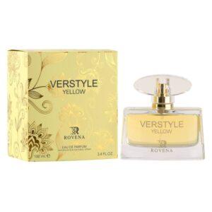 ادکلن زنانه روونا مدل Versace Yellow Diamond