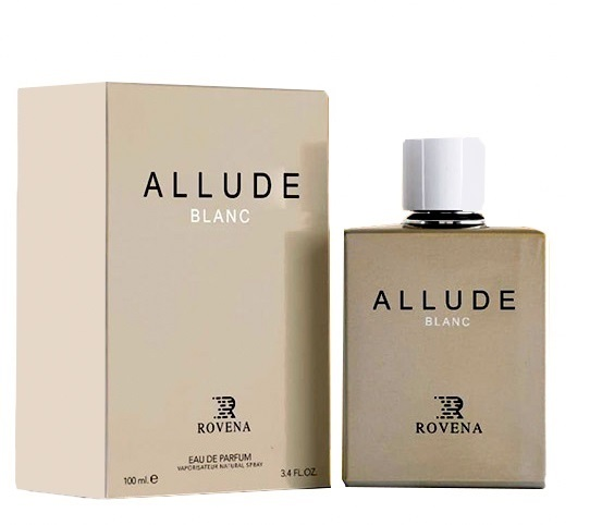 ادکلن مردانه روونا مدل Chanel Allure blanc