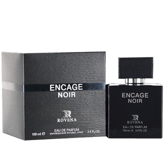 ادکلن مردانه روونا مدل Encre Noire A L'Extreme