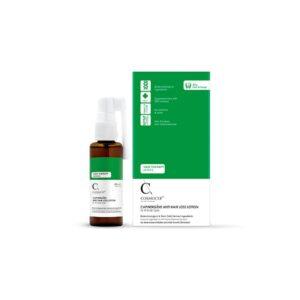 محلول تقویت کننده و ضد ریزش انواع مو کازموسپ