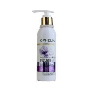 کرم مو تقویتی حاوی پروتئین شیر اوفلیا